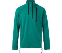 Sweatshirt mit Reißverschlüssen