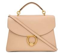Handtasche mit Gancini-Verschluss