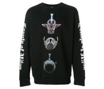 Muzzles crewneck sweatshirt