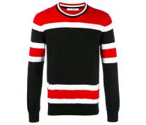 Gestreiftes Sweatshirt - men - Baumwolle - XS