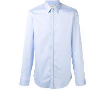 Klassisches Popline-Hemd - men - Baumwolle - 38