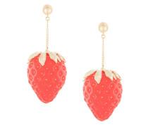E.M. 'Strawberry' Ohrringe