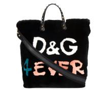 D&G 4ever fur shopper