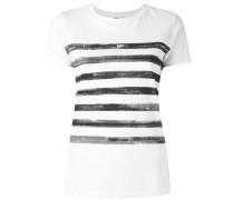 Gestreiftes T-Shirt - women - Baumwolle - L