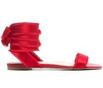 RED(V) Sandalen mit Schnürung