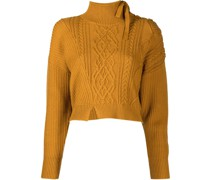 Arina Cropped-Pullover
