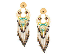 24kt vergoldete 'Apache' Ohrringe