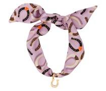 Halskette mit Hufeisen-Detail