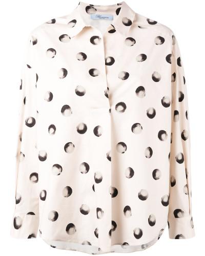Hemd mit Punkten