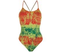 Badeanzug mit Farbverlauf