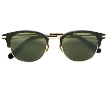 Runde Sonnenbrille - unisex - Acetat/Titan