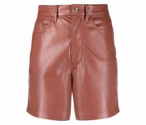 Ausgestellte High-Rise-Shorts