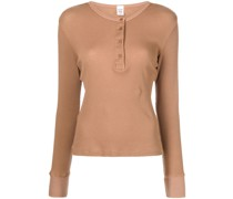 60s Slim Henley-T-Shirt