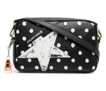 Star polka dot crossbody bag