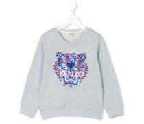 'Tiger' Sweatshirt - kids - Baumwolle - 5 J.