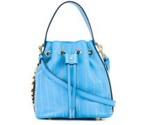 - Handtasche mit Nieten - women - Leder/Metall