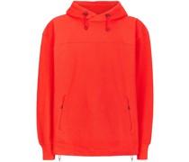 Classic heavy-piqué hoodie