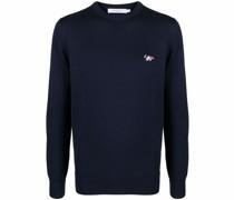 Pullover mit Fuchs-Patch