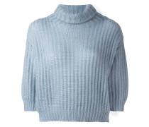 Gerippter Pullover - women
