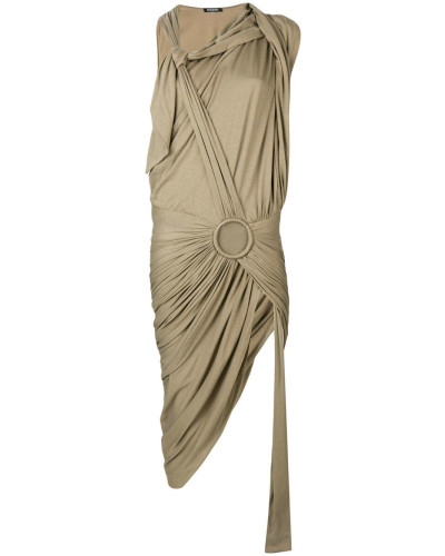 Maxikleid im Sarong-Stil