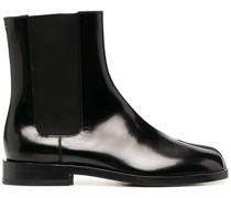 Chelsea-Boots mit Tabi-Kappe