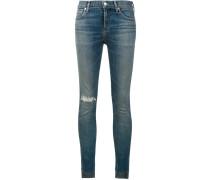 - Gekürzte Skinny-Jeans - women