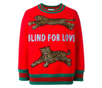 - 'Blind for Love' Sweatshirt - women