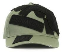 Baseballkappe mit Logo-Patches
