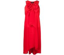 Ärmelloses Kleid mit asymmetrischem Design