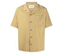 Hemd mit kubanischem Kragen