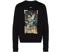 "Sweatshirt mit ""Pascal""-Print"