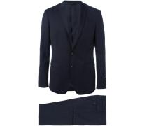 notched lapel formal suit