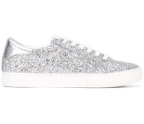 Glitzernde Sneakers