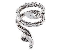 'Asclepios' Ring im Schlangen-Design