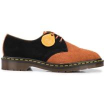 1461 Three-Eye Wildleder-Schuhe