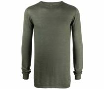 Schmaler Pullover aus Feinstrick
