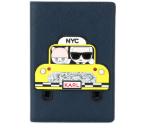 NYC passport hoder
