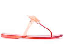 'Blossom Jelly Thong' Sandalen