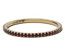 18kt 'Solange' Goldring