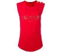 T-Shirt mit Logo-Print - women - Baumwolle - 38