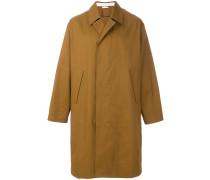 oversized button coat