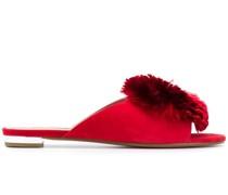 'Crystal Lotus' Slipper