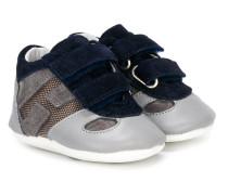 'Olympia' Sneakers mit Klettverschluss