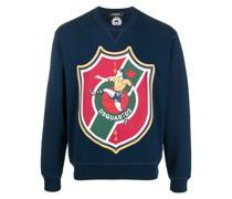 Sweatshirt mit Fußball-Wappen