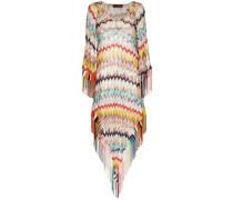 Gestricktes Kaftan-Kleid