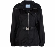 Jacke aus Re-Nylon