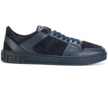 Eros suede insert sneakers