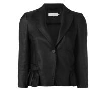 one button jacket - women