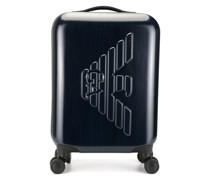 Koffer mit erhöhtem Logo