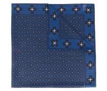 printed scarf - men - Seide/Kaschmir/Schurwolle
